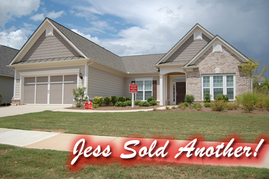 1001 Amicalola Court Griffin, GA 30223. Jessica Horton was both the Listing Agent and the Selling Agent.