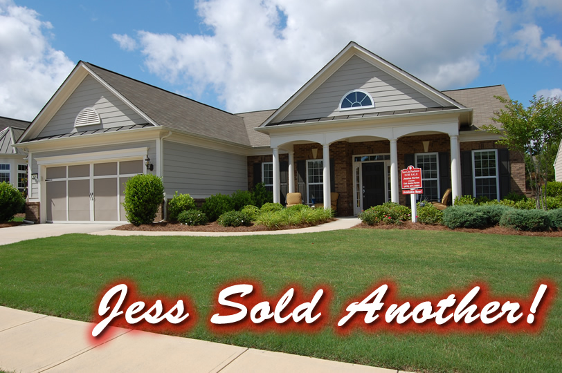 434 Tallulah Drive Griffin, GA 30223. Jessica Horton was both the Listing Agent and the Selling Agent.