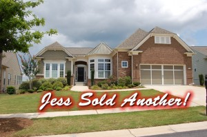 Did you know? Jessica has involved in 5 out the 6 most expensive resale homes in Sun City Peachtree?