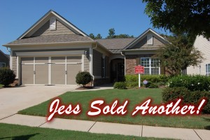 430 Beacon Court Griffin, GA 30223. Jessica Horton was both the Listing Agent and the Selling Agent.