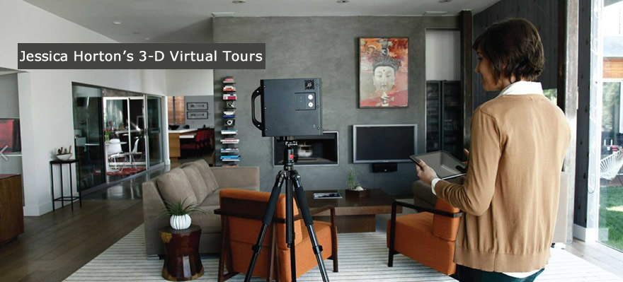 Jessica Horton rolls out jaw-dropping 3-D Virtual Tours for all of her exclusively listed Sun City Peachtree resale hoems.